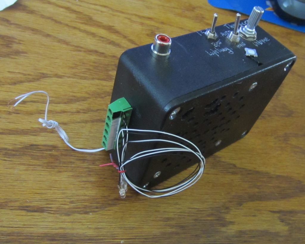 Miniature Fireplaces Log Sets And Candles Ar Miniatures To Produce A Candle Circuit Made From Led While Using 4 Aa Batteries Your Thunder Lightning Unit Comes With Two Leds For The This Is Expandable 5 There Also An Option Battery Pack
